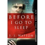 Before I Go To Sleep (a book review)