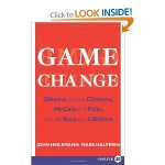 Game Change: Book Review & Movie Mention