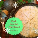Basic Scottish Shortbread