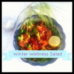 Winter Wellness Salad