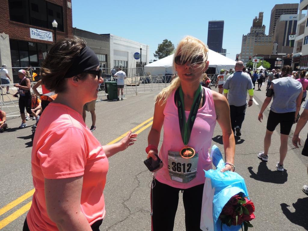 r2r margi watchful finish line