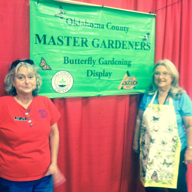 oklahoma master gardeners at the state fair