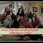 dinner club with a reading problem turns four!