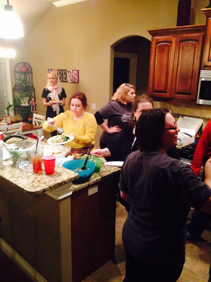 BC kitchen