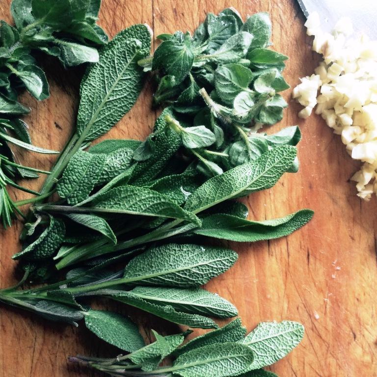 gu fresh herbs