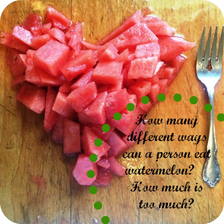 watermelon heart w caption