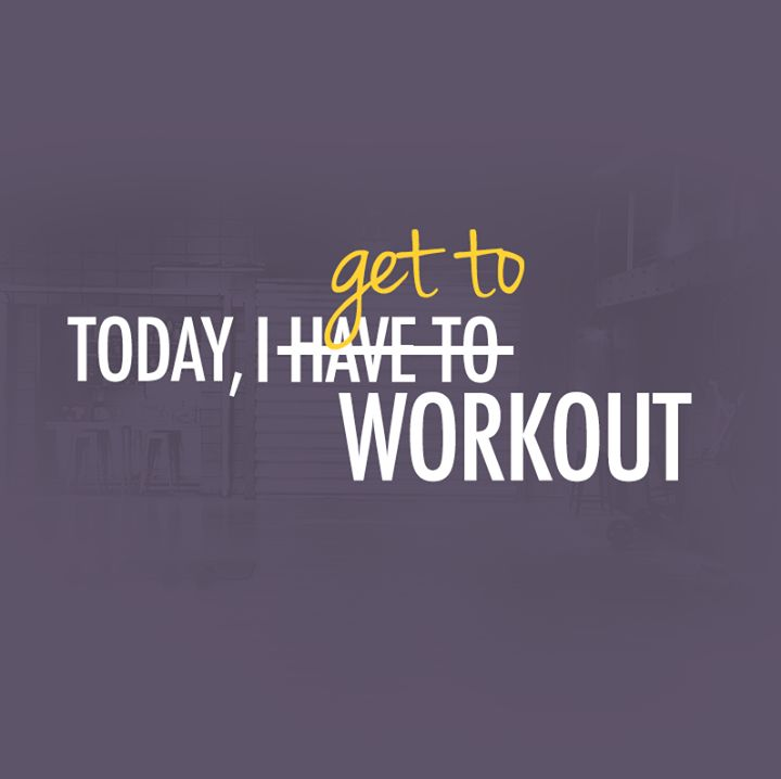 get to work out graphic