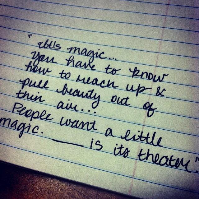 pull magic