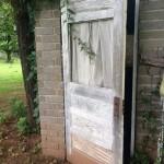 worry door cracked open