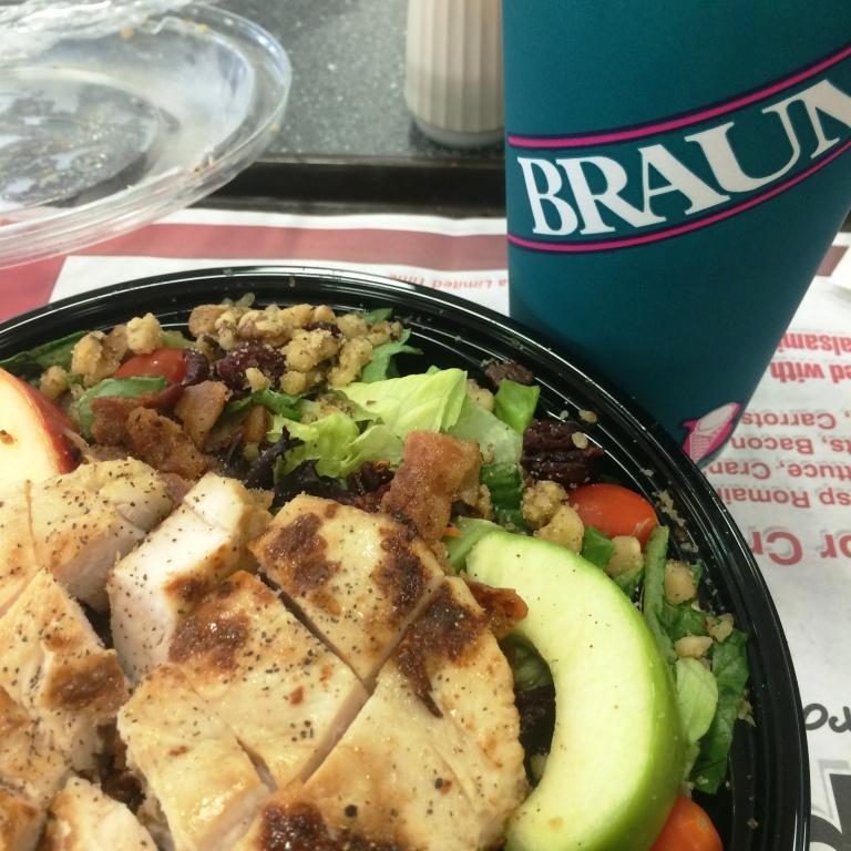 braums salad