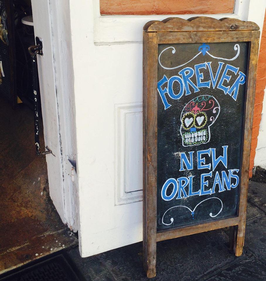 forever new orleans
