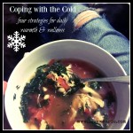 marathon monday: coping with the cold