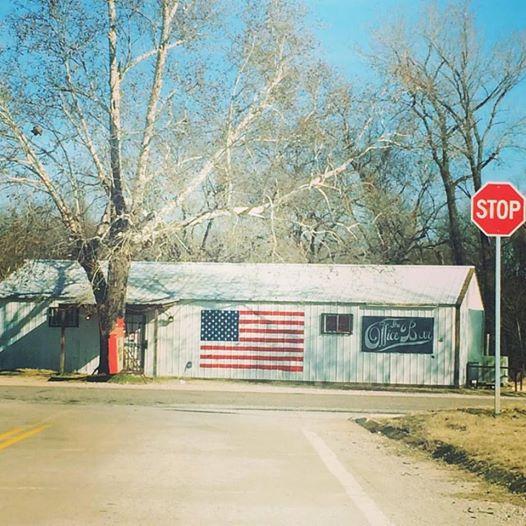 small town Oklahoma